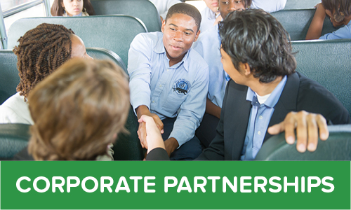 CORPORATE PARTNERSHIPS WITH MENTOR FOUNDATION USA