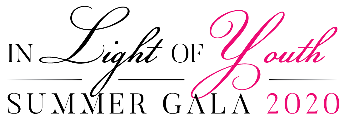 In Light of Youth Summer Gala Logo - Transparent