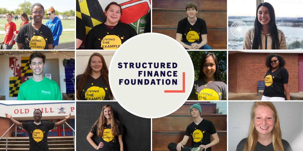 Structured Finance Foundation Scholarship Mentor USA